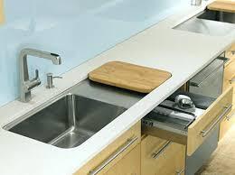 kohler verse sink review kohler single sink vault drop in stainless steel 1 hole single basin
