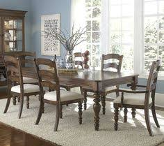 ronan extension table and chairs ronan extension tobacco brown dining table