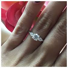 3 engagement ring best 25 three engagement rings ideas on 3