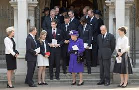 Queen Elizabeth Shooting Queen Elizabeth Honors Former Brother In Law Lord Snowdon At
