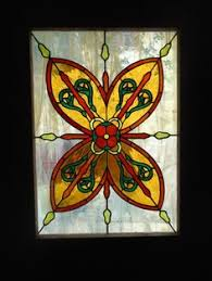 stained glass butterfly l stained glass window panel cdeepworkshop s creations pinterest