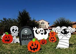 Halloween Yard Decorations Amazon Com Spooktacular Creations Halloween Decorations Outdoor