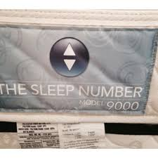 King Size Sleep Number Bed Find More King Size Sleep Number Bed 9000 Series For Sale At Up To