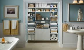 Bathroom Closet Storage Ideas Storage Solutions For Small Bathrooms Bathroom Closet