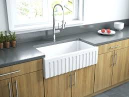 pros and cons of farmhouse sinks blanco farmhouse sink apron front farmhouse kitchen sink blanco