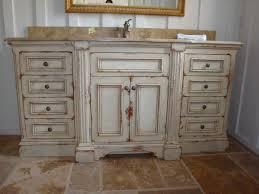 Bianchini E Capponi by Bathrooms Design Weathered Wood Bathroom Vanity Trendy Rustic