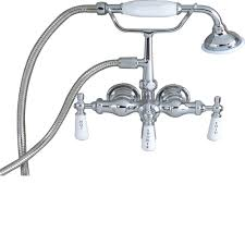 Faucet For Tub by Barclay Products 3 Handle Claw Foot Tub Faucet With Old Style