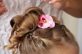 coiffure mariage enfant mariage coiffure mariage enfant