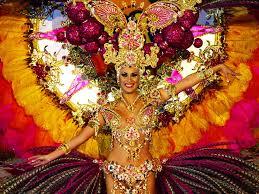 Carnival Dame Santa Cruz Tenerife Carnival Queens Pinterest Carnival Om