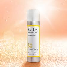 uncomplikated spf 50 soft focus makeup setting spray kate