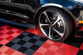 Diamond Tread Garage Flooring by Garage Flooring Ebay
