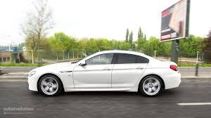 bmw 4 series sitting pretty 2016 bmw 6 series gran coupe review autoevolution
