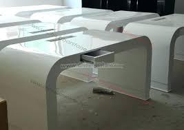 white office table gorgeous white executive office furniture white