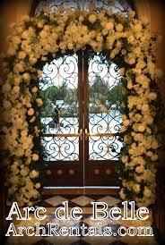 Wedding Arches Miami San Diego Wedding Arch Rentals Grand Del Mar Available In Los