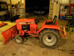 buying advice small garden tractor advice