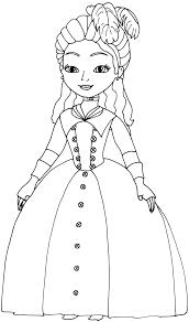 princess sofia coloring pages coloringsuite com
