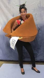 sonya nimri fortune cookie costume
