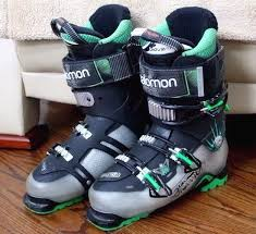 womens size 11 in ski boots salomon quest energyzer 110 ski boots size 27 size 9