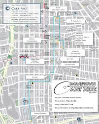 los angeles map pdf artride bicycle map of museums and galleries los angeles
