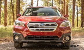 subaru outback custom bumper 2015 subaru outback review