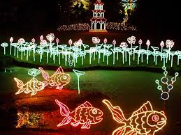 christmas lights in alabama america s most dazzling see your state s wildest holiday light