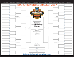 2017 ncaa basketball tournament when are the march madness brackets announced