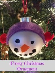 frosty christmas ornament jpg