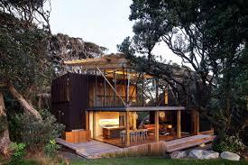 interieur maison bois contemporaine interieur bois design maison nouvelle zelande on decoration d