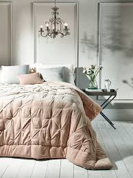 luxury bedspreads quilts duvets cotton velvet linen
