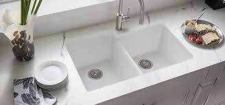 Quartz Kitchen Sinks Style Beyond Stainless Dennis Stephan - Elkay kitchen sinks reviews