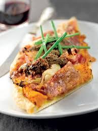 cuisine franc comtoise une délicieuse pizza franc comtoise