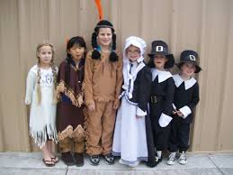 thanksgiving indians pilgrims day