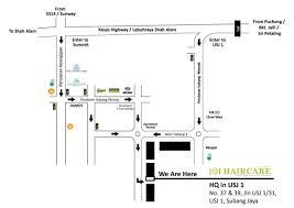 map usj 1 to 101 hq usj1