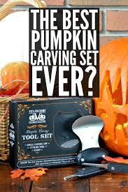 Pumpkin Carving Kits Is This The Best Pumpkin Carving Kit Ever