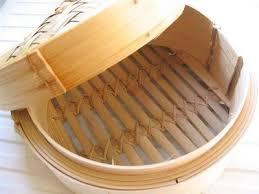 cuisine asiatique vapeur culinotests de la bonne utilisation du panier vapeur en osier