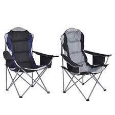 folding camping chairs ebay