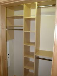 simple bedroom with gold closet storage shelving ideas diy small