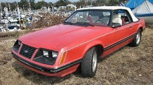 1983 mustang glx convertible value 1983 ford mustang glx 5 0 convertible