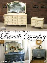French Provincial Armoire French Country Armoire Makeover Prodigal Pieces