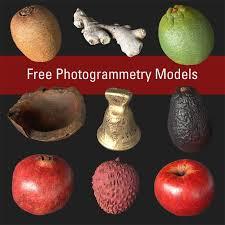 imagenes gratis de frutas y verduras modelos 3d gratis cdxxxvii frutas y verduras escaneadas en 3d