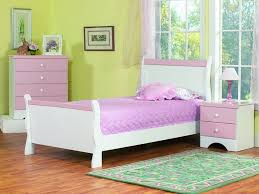 Purple Bedroom Decor by Bedroom Ravishing Simple Design Beds Kids Bedroom With White
