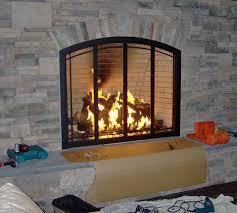 fireplace door glass replacement five reasons to install glass fireplace doors fireplace