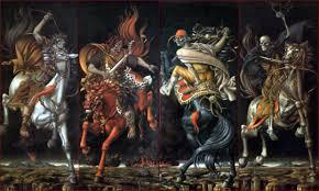 werner peiner the four horsemen of the apocalypse final