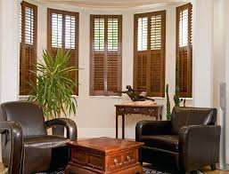 Lowes Shutters Interior Wooden Plantation Shutters Uk Budget Blinds Dark Plantation