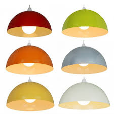 Metal Ceiling Light Shades 14inch Retro Metal Dome Stainless Steel Lshade Collection 7