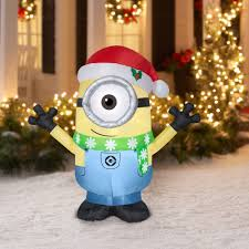 inflatable christmas decoration home decorations