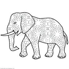 elephant love coloring page elephant coloring sheets pages 8 within decor 15 chacalavong info
