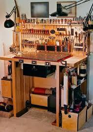 Tool Bench Organization Incríveis Espaços De Trabalho Para Artistas Garage Organization