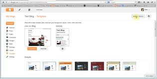 how to install premade blogger templates youtube