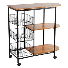 kitchen carts rolling kitchen island with storage white big lots